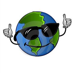 Aww, yeah! Reducing pollution!